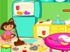 Dora Room schoon