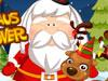 Санта Клаус макияж