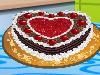 черный торт Лесной