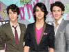 Afbeelding wanorde Jonas Brothers