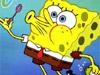 Sponge Bob-Spot des Unterschied