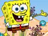 SpongeBob Kanciastoporty huśtawka Mania