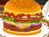 Cocinar hamburguesas de Tessa