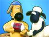 点和点击肖恩的羊