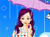 Дождливые дни одеваются