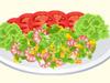 Món ăn lành mạnh - tôm Mango Salad