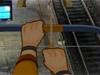 Alvos escondidos - estação ferroviária