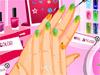 Manicure gry