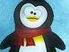 Verrückter Pinguin