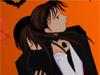 Halloween Spooky Kiss