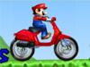 마리오 브라더스 Motobike