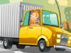 Vrachtwagens beladen 3