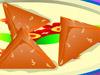 Samosa节素食的