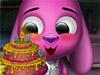 Sisi quiere pastel de Toto