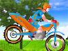 Akrobacje motocykl