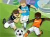 Futebol gillette móvel