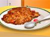 Salsa κοτόπουλο ρύζι με μακαρόνι
