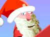 산타 스노우 보드