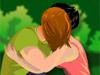 Übernachtung küssen