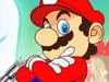 Verschneite Mario
