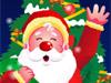 Ambil hadiah Natal