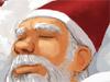 Slaperig Santa