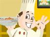 烹饪Parrothead沙拉