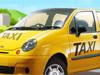 Dem Taxi Parken