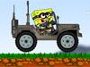 Spongebob niebezpieczne Jeep