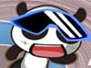 Schiebe-Panda