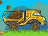 動物園のトラック
