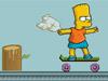 Bart na Skate