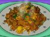 Mughlai coliflor