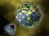 Planet Schlacht