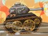 Битва зомби танк