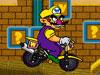瓦里奥骑摩托