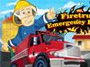 Firetruck darurat parkir