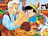 Versteckte Zahlen - Pinocchio