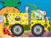 Spongebob Plankton meledak