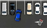 Parque de estacionamento desafio