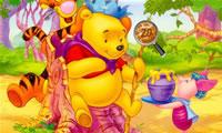 Pooh kijken voor digitale