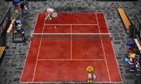 Από το μπλε τένις