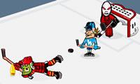 Manic hockeyspelers