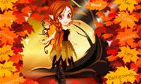 Herbst-Märchen Anzieh