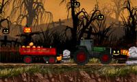 Halloween Pumpkin Deliver