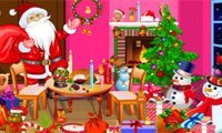 Merry Xmas Hidden Objects
