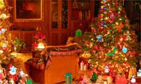 Objets cachés la veil de Noël