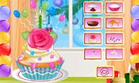 Cupcakes Năm mới