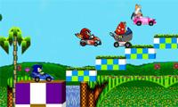 ソニック レーザー車ゲーム 2