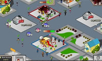 restaurant Stad
